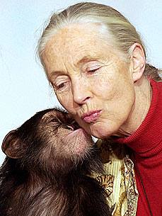 Before Chimps, Jane Goodall&#39;s Ani-Pals Were Dogs and Snails