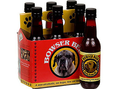 Order Up a Cold One – for Your Pooch! – with Bowser Beer