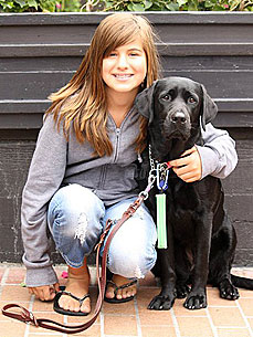 Dog Helps California Teen Keep Her Diabetes In Check