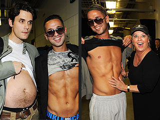 The Situation&#39;s Abs Take Nashville By Storm!