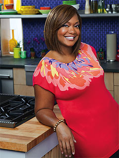 Sunny Anderson's Jazzed-Up Side Dish