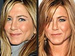 What&#39;s Her Best Look: Natural or Glam? | Jennifer Aniston