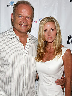 Kelsey Grammer&#39;s Wife Files for Divorce