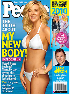 Kate Gosselin: I'm in the Best Shape of My Life