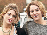 Lights! Camera! Fashion! | Ashley Greene, Miley Cyrus