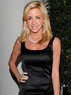 Camille Grammer Talks to Ryan Seacrest about Kelsey Grammer Divorce