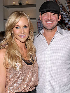 Tony Romo Expecting First Child with Candice Crawford