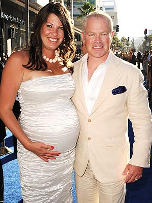 Neal McDonough Daughter Clover Elizabeth Born