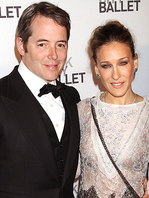 Sarah Jessica Parker's Romantic Dinner with Her Husband