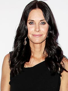 Courteney Cox: Halloween Brings Out Coco's Creative Side