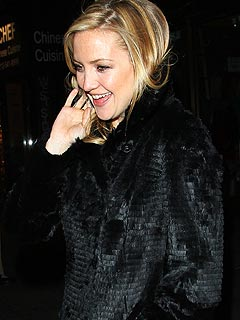 Kate Hudson's Relaxed Dinner in N.Y.C.