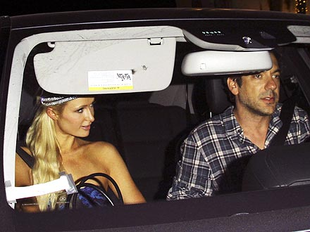 Celeb Sightings: Paris Hilton, Halle Berry, Heather Locklear, Jim Carrey