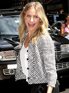 Celeb Sightings: Cameron Diaz, Chris Rock, Mark Wahlberg, Anna Faris