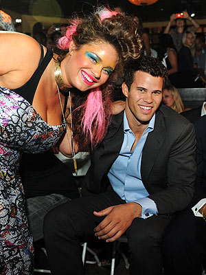 Kris Humphries Catches His Sister's Fashion Week Debut