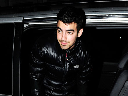 Joe Jonas Parties with Little People in L.A.