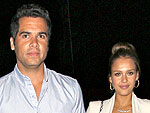 Jessica Alba & Cash Warren&#39;s Fashionable Night Out | Cash Warren, Jessica Alba