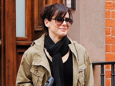 Sandra Bullock Hits a Hot New L.A. Eatery with Her Pals