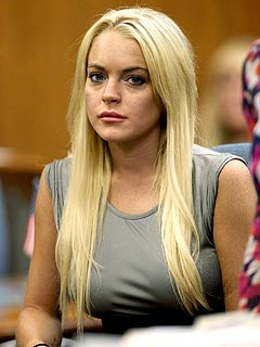 Lindsay Lohan Formally Charged with Felony Grand Theft