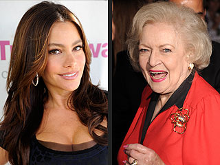 Sofia Vergara Hopes to Age Gracefully – Like Betty White