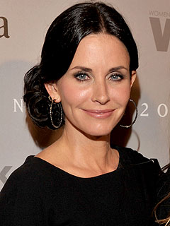David Arquette in Rehab, Courteney Cox Admires His Decision