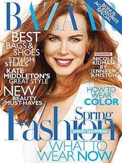 Jennifer Aniston Interviews Nicole Kidman