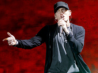 Rihanna Teams Up with Eminem in L.A.