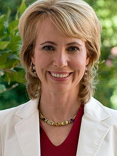 Gabrielle Giffords, Arizona Congresswoman in Tucson Shooting