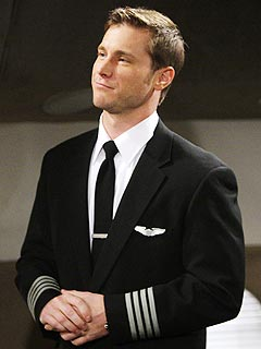 Bold and the Beautiful - Jake Pavelka Guest Stars as a Pilot