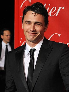 James Franco Gets 'Queasy' Around Blood