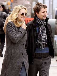 Matthew Bellamy, Kate Hudson Expecting First Child