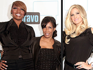 Real Housewives of Atlanta: Kim Zolciak, NeNe Leakes, Sheree Whitfield Work