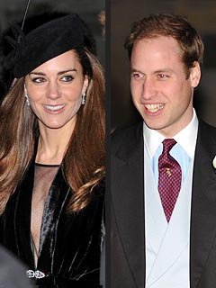 Prince William and Kate Middleton Attend Weekend Wedding