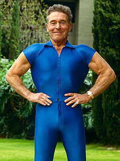 Jack LaLanne Died at Home at Age 96