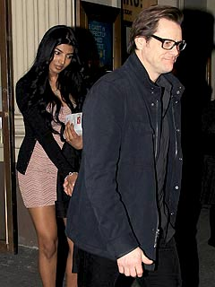 Anchal Joseph and Jim Carrey New Couple?