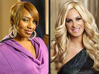 NeNe Leakes, Kim Zolciak Fight on Atlanta Housewives Reunion