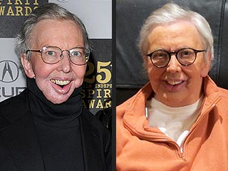 Roger Ebert Shows Off New Face
