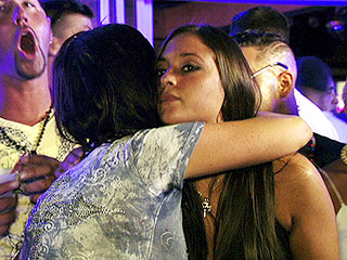 Jersey Shore Season 3 - JWoww, Sammi, Ronnie