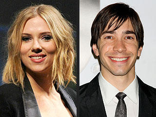 Scarlett Johansson, Justin Long See Iron and Wine Concert in L.A.