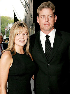 Rhonda Aikman and Troy Aikman Split