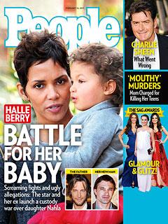 Halle Berry & Gabriel Aubry's Custody Battle