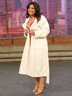 Rachael Ray Shows Skin in Skimpy Dancing with the Stars Dress