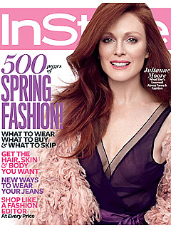 Julianne Moore Balances Motherhood & Sex Life