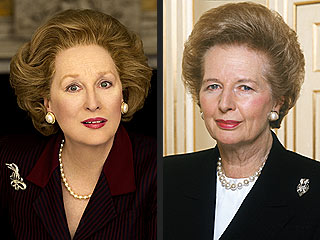 Meryl Streep as Margaret Thatcher Pictures