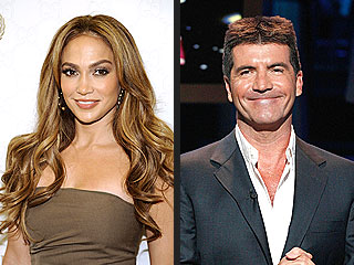 Simon Cowell Not Mad at Jennifer Lopez