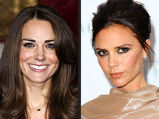 Victoria Beckham to Outfit Kate Middleton?