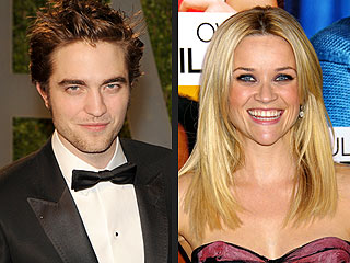 Reese Witherspoon Gushes About Robert Pattinson