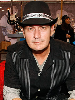 Charlie Sheen Rants to PEOPLE via Text Message