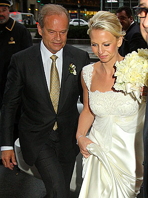 Kelsey Grammer's Wedding: The Inside Details