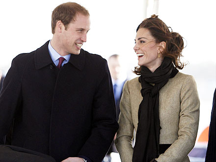 William and Kate: Prince Will Be Last to See Her on Wedding Day