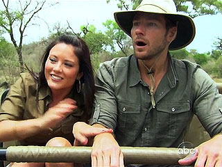 The Bachelor - Brad's Overnight Dates in South Africa
